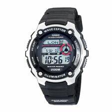 Casio Waveceptor Atomic Sport 200 Meter World Time Watch WV200A-1A