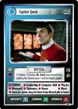 Star Trek CCG TMP The Motion Pictures Captain Spock 38R