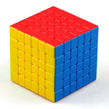 Shengshou TANK 6x6x6 Speed Cubes Stickerless Original Speed Dance Cube