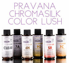 Pravana Chromasilk Color Lush Demi - Permanent Gloss 2 oz (Pick Shade) FREE SHIP
