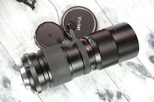 For Minolta 85-205mm f/3.8 Vivitar zoom lens MD mount for X-700 camera