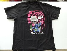 Authentic Blink 182 Clown Bunny / Angry Rabbit T-shirt Size: X Large (XL) Black