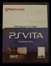 FIFA Soccer 13 (Sony PlayStation Vita, 2012)