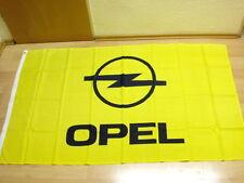 Fahnen Flagge Opel Neu - 90 x 150 cm