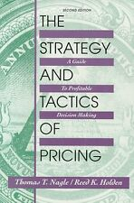 Strategy and Tactics of Pricing: A Guide to Profit