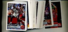 1992 UPPER DECK MCDONALDS BASKETBALL SET LOT OF 3 SHAQ