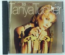 Tanya Tucker Fire To Fire CD 1995 (A20) Country Rock