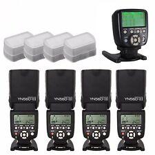 Yongnuo YN560-II-TX Wireless Controller YN-560 III Flash speedlite Kit for Canon