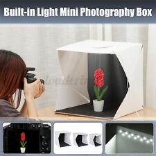 3 size Light Box Studio Tent Photo Photography Portable LED Cube Lighting