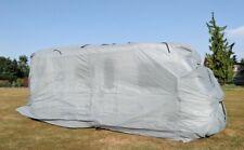 Abdeckplane für Wohnmobil Garage Schutzhülle Hülle Abdeckung Schutzhaube Stoff