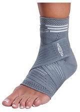 Donjoy Strapping Elastic Injury Prevention Sports Multi Use Ankle Brace Support