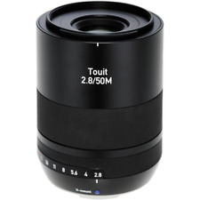 Zeiss Touit 2.8/50m Fuji (x-mount)