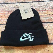 VTG NIKE SB Limited DUNK Knit Beanie OG Hat DEADSTOCK Hi Skull AIR Lab NWT