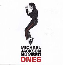 MICHAEL JACKSON Number Ones CD - New