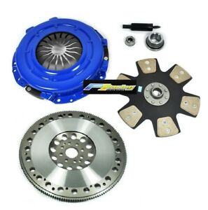 "FX STAGE 4 CLUTCH KIT &FLYWHEEL for 96-04 MUSTANG 4.6L 11"" TREMEC T56 TRANS SWAP"