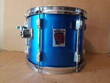 LUDWIG ROCKER 12 x 10 TOM DRUM Blue,