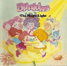 BLINKINS: THE MAGIC LIGHT Storybook 1986 LJN Toys PlayValue Books Grosset Dunlap