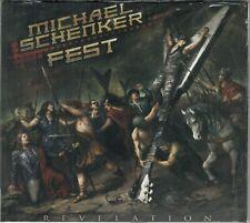 MICHAEL SCHENKER FEST - Revelation CD