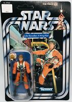 Star Wars The Saga Collection Vintage X-Wing Pilot Luke Skywalker Kenner JP