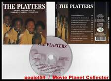 THE PLATTERS - 12 Titres (CD) The Great Pretender,Only You ... 1997