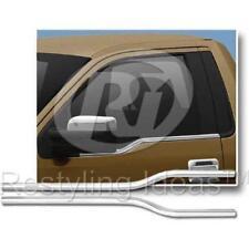 FORD F150 CHROME WINDOW SILLS 2009-2014 REGULAR CAB 2DR