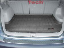 WeatherTech Cargo Liner Trunk Mat - Toyota Matrix - 2003-2008 - Black