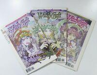 Vertigo WITCHCRAFT (1994) #1 2 3 COMPLETE Lot FN to VF/NM Ships FREE!