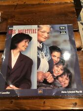 Mrs. Doubtfire (1993) - Laserdisc - Widescreen Extended Edition - FREE SHIPPING