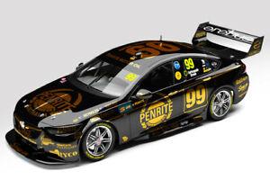 2019 Sandown Retro Penrite Racing #99 Holden ZB Commodore DePasquale/Brown 1:18