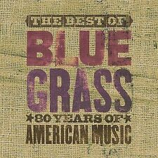 The Best Of You Can't Hear Me Callin' Bluegrass: 80 Years Of American Music...