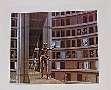 "Ralph McQuarrie Battlestar Galactica Art Print #16- Ovion Hive 11""x13"""
