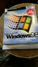 Boxed Microsoft Windows 98 Upgrade CD-ROM