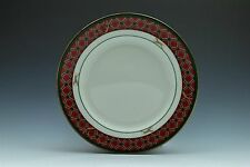 Noritake Red Green Gold Royal Hunt 3930 Bread Plate (s)