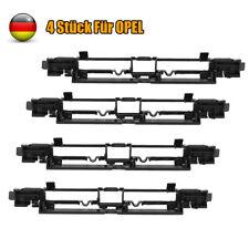 4x Abdeckung Leiste Blende Dachträger Gepäckträger für OPEL ASTRA H ZAFIRA B G1