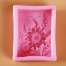 3D silikon fondantform kuchen dekorieren diy schokolade zucker seifenform werkze