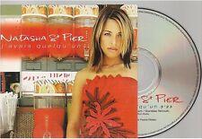 NATASHA ST PIER j'avais quelqu'un CD PROMO