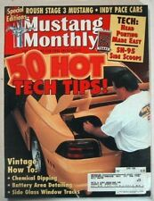 MUSTANG MONTHLY 1998 JUNE - WICKED '95 ROUSH STAGE 3