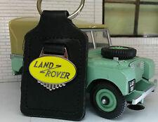 LAND ROVER SERIE 1 2 2A 3 classico D'Epoca modello D'epoca in pelle CHIAVE
