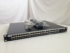 Extreme Networks (Enterasys) B5 B5G124-48P2 48 Port Gigabit PoE+ Layer 3 Switch