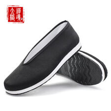 Martial Arts Shoes Trainers Canvas Bruce Lee Kungfu Sport Sneakers Shaolin Shoes