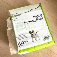 PUPPY TRAINING PADS 100pk size: 60*60cm