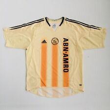 Original Adidas Ajax Away 2004-05 Maglia Jersey Football Voetbal Soccer Shirt L