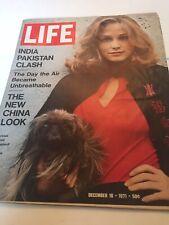Cybil Shepherd Life Magazine Cover 1971