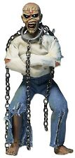 "Iron Maiden - 8"" Retro Style - Piece of Mind Eddie Clothed Figure - NECA"