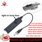 Element Remote Light Tail Dual Switch Softair Accessory Switch for always bright