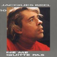 Jacques Brel Ne me quitte pas (1972) [CD]