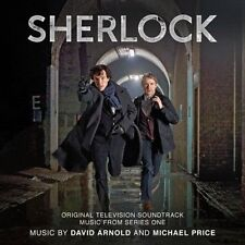 NEW Sherlock: Original Television Soundtrack Music From Series One (Audio CD)
