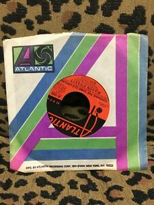 24 Atlantic 45s - Abba, Wilson Pickett, Chic, Aretha, Young Rascals MORE! G Cond