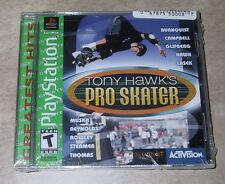 Tony Hawk's Pro Skater for Playstation 1 new shrinkwrapped