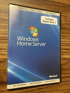 Microsoft Windows Home Server 2007 NEW! Seal! *read
